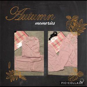 Victoria Secret 2 Piece Pajamas/ BNWT